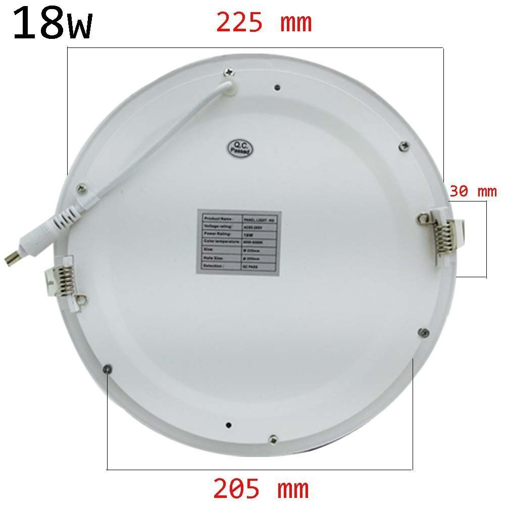 LED Round Ceiling Panel Lights